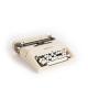 Macchina da scrivere Olivetti vintage