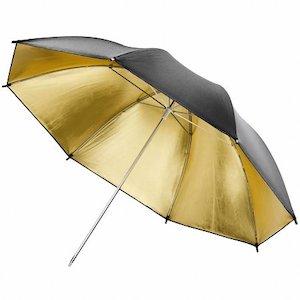 Ombrello dorato